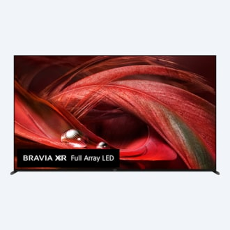 Imagem de X95J | BRAVIA XR | Full Array LED | 4K Ultra HD | High Dynamic Range (HDR) | Smart TV (Google TV)