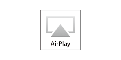 Áudio AirPlay