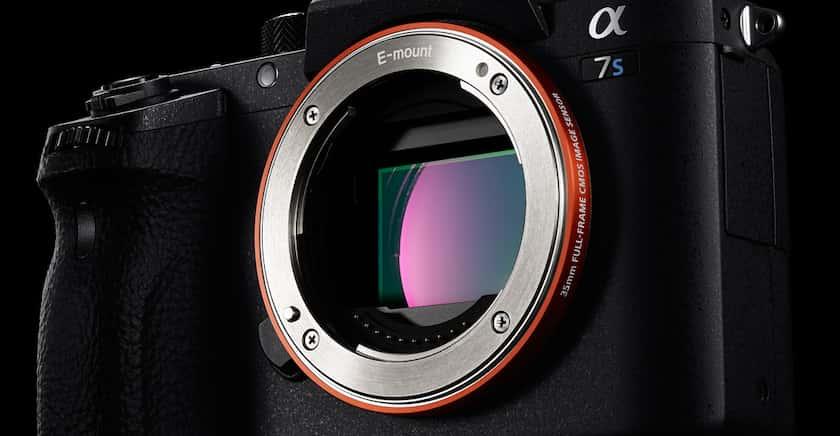 a8a875e39cc42 Câmara α7S II de montagem tipo E com sensor full-frame   ILCE-7SM2 ...
