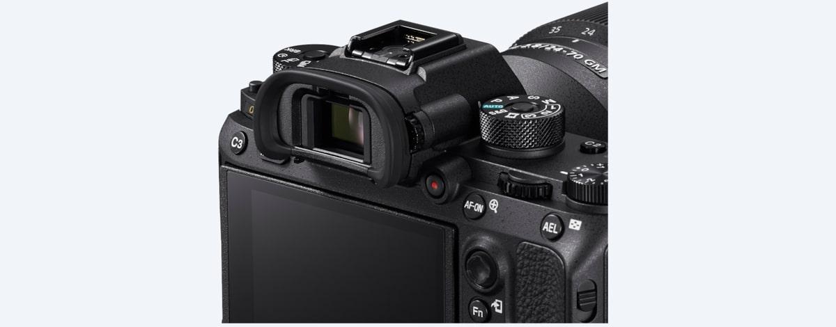 a8049c2c8e8f4 Proteção ocular para câmaras α   FDA-EP18   Sony PT
