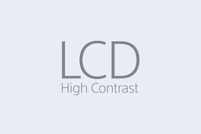 Ícone de LCD USB de elevado contraste do DSX-A410BT