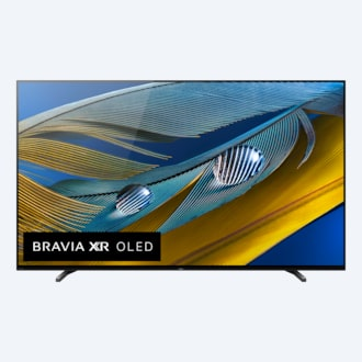 Imagem de A80J / A83J / A84J | BRAVIA XR | OLED | 4K Ultra HD | High Dynamic Range (HDR) | Smart TV (Google TV)