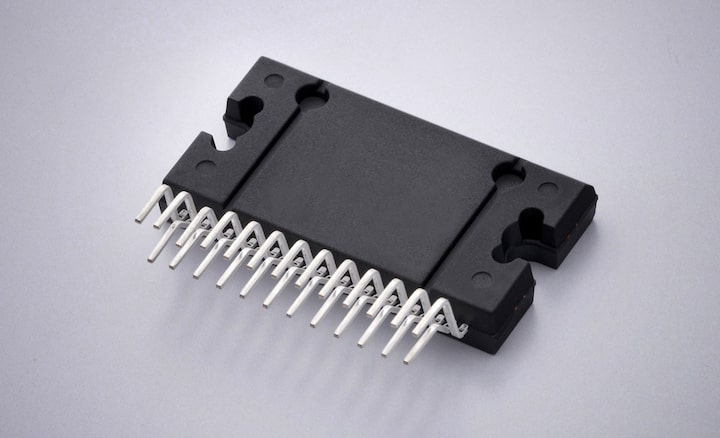 Amplificador de alta potência do DSX-A410BT