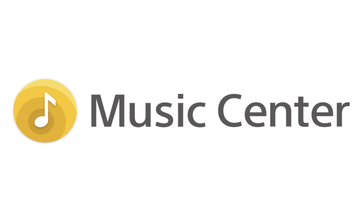 Logótipo Sony | Music Center