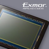 Sensor CMOS Exmor APS HD de 24,3 MP