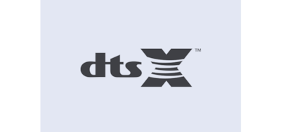 Logótipo do DTS:X