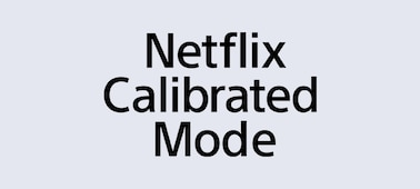 Logótipo do Netflix Calibrated Mode