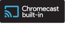Chromecast incorporado do HT-Z9F