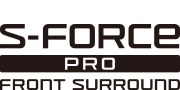 Logótipo S-Force PRO Front Surround